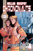 Chrononauts - Issues 1 to 4 - Full Set of 4 Comics
